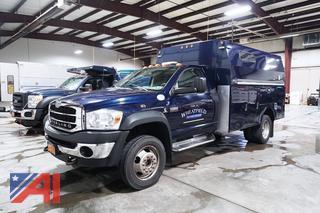 2008 Sterling Bullet Utility/Service Truck