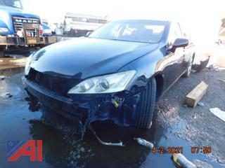 (#5948) 2008 Lexus ES 350 4 Door Sedan