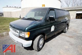 1999 Ford E250 Cargo Van
