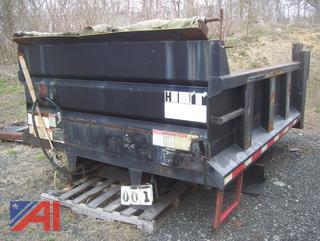 10' Steel Dump Body