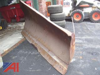 Baker 11' RH One Way Plow