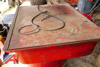 (#11) Napa Drum Mount 30 Gallon Parts Washer