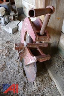 (#15) Blacktop Cutter Attachment for Backhoe