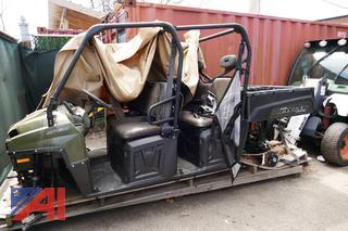 (#2) Polaris Ranger Crew 800 EFI Utility Vehicle