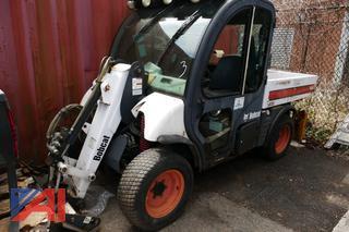 (#3) Bobcat Toolcat 5600 4 x 4 Utility Vehicle