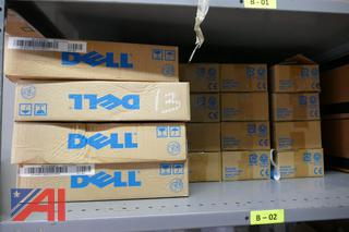 (#13) Dell AS501 Sound Bar Speaker for Ultrasharp LCD Monitors, New/Old Stock