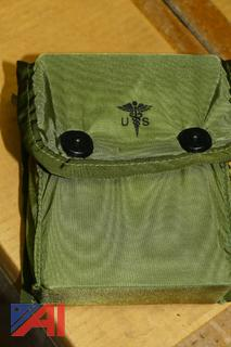 (#16) Military 1ST Aid Kits, New/Old Stock