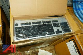(#17) HP Keyboards, New/Old Stock