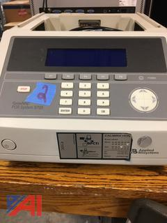 Applied Biosystems GeneAmp PCR System 9700 Thermocycler Base Module