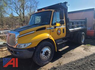 (#46) 2007 International 4300 SBA Dump Truck