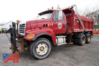 2003 Sterling LT9500 Dump Truck with Spreader