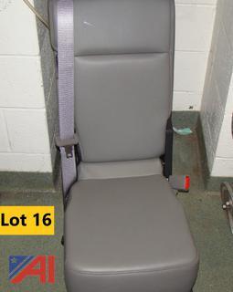 2018 Ford F250 XL Truck Seat