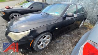 2008 BMW 5 Series 535xi 4 Door Sedan