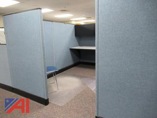 Rosemount Fabric Panel Cubical Wall Systems