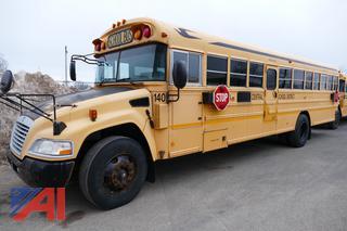(#140) 2011 Blue Bird Vision School Bus