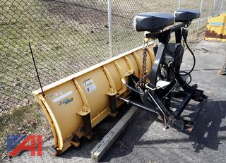 Fisher 8' Storm Guard Plow Assembly