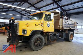 1999 International 2674 Dump Truck