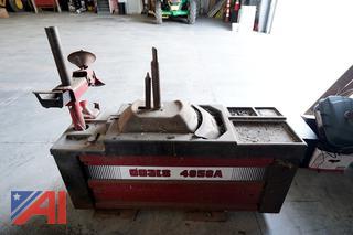 Coats #4050A Pneumatic Tire Machine