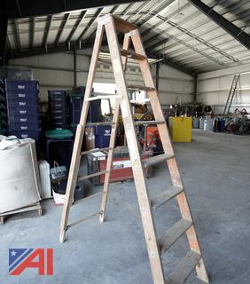 Holland 8' Step Ladder
