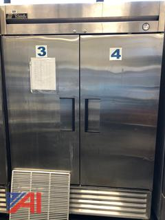 True Reach-In Freezer