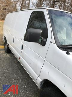 1998 Ford E150 Van