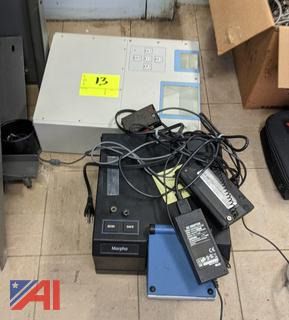 Old Live Scan Equipment
