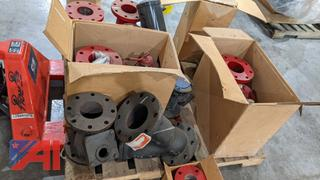 Assorted Pipe Fittings and More
