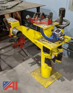 Pipe Fabrication Stand