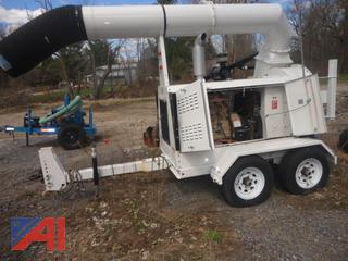 2015 Old Dominion Brush LTC650 Leaf Collection System
