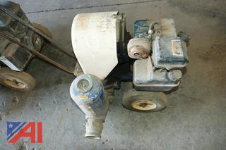"(#6) Gorman-Rupp 4"" Diaphragm Mud Pump"