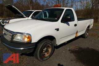 (#10) 2003 Ford F150 XL Pickup Truck