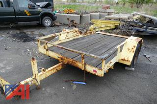 (#2) 2005 Cross Country 610RT60 6' x 10' Trailer with Ramp
