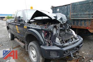 (#3) 2012 Ford F250 XL Super Duty Pickup Truck