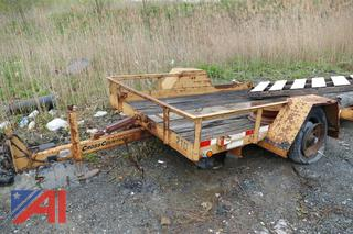 2005 Cross Country 610RY60 6' x 10' Trailer with Ramp
