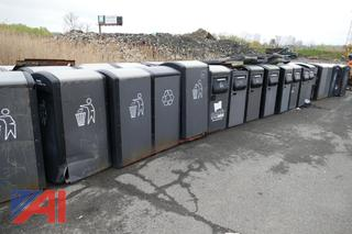 (#8) Big Belly Solar Compactors and Big Belly Recyclers
