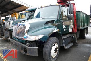 (#16) 2011 International 4300 Log Truck