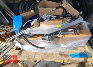 Pallet of Obsolete Auto Parts