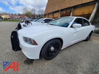 (#210) 2013 Dodge Charger 4 Door/Police Vehicle