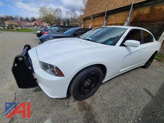 (#270) 2014 Dodge Charger 4 Door/Police Vehicle