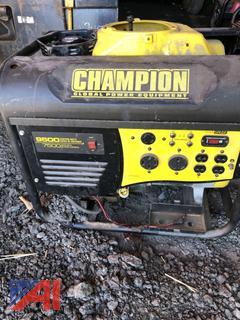 Champion 9500 Watt Portable Generator