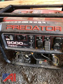 Predator 9000 Watt Portable Generator