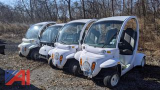2002 Gem Electric Cars, Parts Only