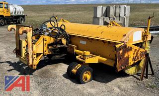 MB 14' Loader Sweeper Broom
