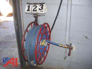 Hose with Reel