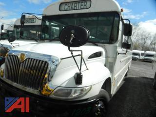 (#1203) 2013 International 3000 School Bus with Wheelchair Lift