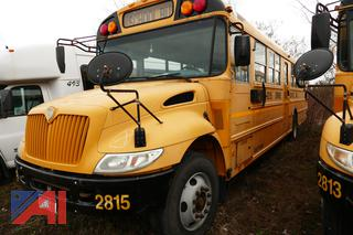 (#2815) 2008 International PB105 School Bus