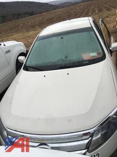 2012 Ford Fusion SE 4 Door Sedan