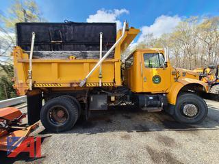 1998 International 4800 Dump Truck