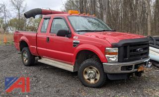 2009 Ford F250 Super Duty Pickup Truck