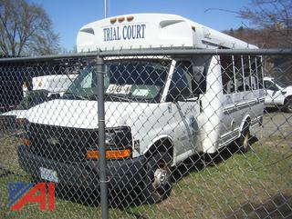 2003 Chevy 3500 Bus